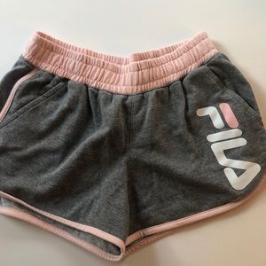 Women's Fila Shorts